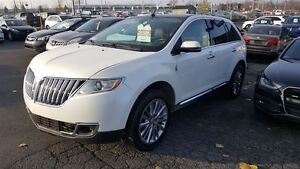 2013 Lincoln MKX LIMITED AWD MAGS TOIT PANO NAVI