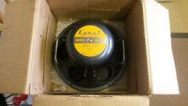 LOUDSPEAKER CORAL CR-12X coaxial full range, unused/boxed