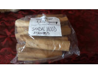 Solid Sandalwood Sticks 1130 grams