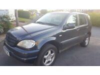 Mercedes Ml270cdi Manual gearbox