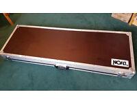 Bass guitar flight case