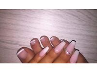 Acrylic and gel nails + beauty therapy