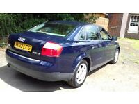 Audi a4 2.0 fsi 2003 hpi clear great driving car bargain