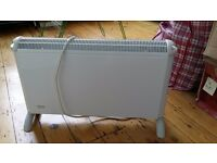 Convector heater, Dimplex, like new!