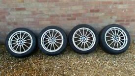 5x114.3 R17 alloy wheels mazda hyundai lexus honda nissan mitsubishi dodge lexus