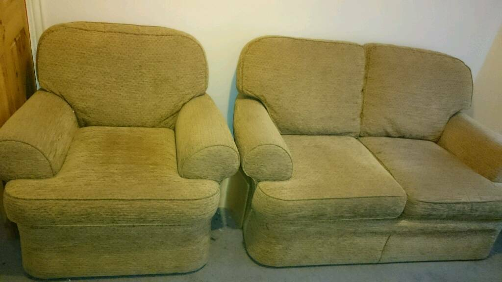 FREE Marks & Spencer two seat sofa & one armchair | in ...