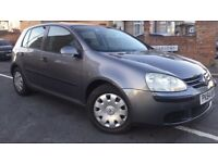 VW ~ GOLF 1.4 FSI 5DOOR* LOW MILEAGE*