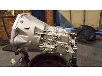 Bmw e39 535 540 manual gearbox zf five speed
