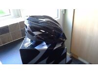 Mens trespass crankster bike helmet