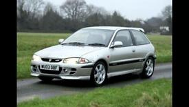 Proton satria 1.8 GTI breaking only no engine gearbox wiring loom front bumper