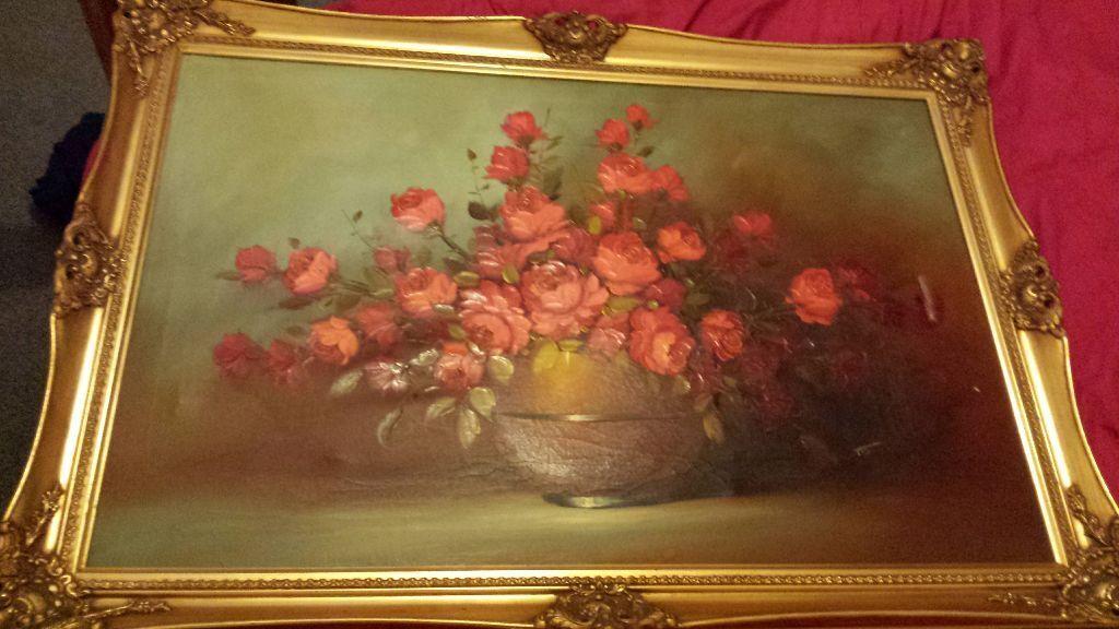 Oil Painting Gumtree Yorkshire