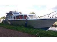 Sea Master 27 - Sick of paying rent? Why not move onto the Canal!