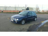 2004 Rover 25 Impression S3 1.4 5 Door - MOT July 2017 - Service History - 3 Owners from New