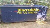 Bincredible! Demolition!Bin rental!JunkRemoval