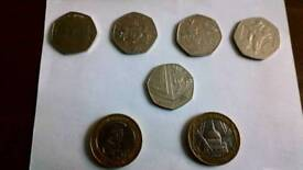 Sort after coins