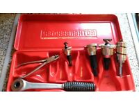 Rothenberger Pipe Tools (incomplete set as per picture)