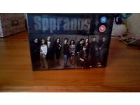 the sopranos dvds