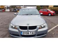 BMW 3 Series 2.0 320d SE 4dr service history