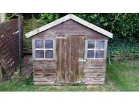 Wendy house/ small shed