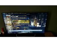 "Sony 1080p Full HD LED 3D SMART TV 42"""