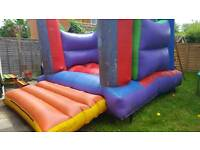 Used commercial bouncy castle