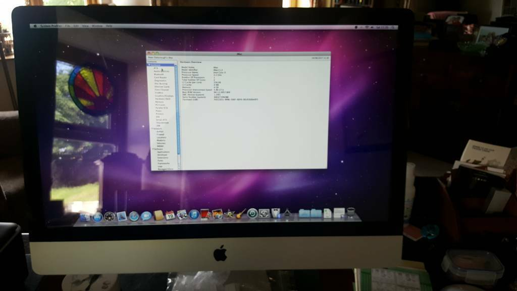 """Imac 27"""" Screenin Bideford, DevonGumtree - Imac 27 """" Screen hardly used with keyboard mouse and track pad. Offers considered"""