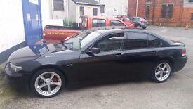 BMW 730D SPORT