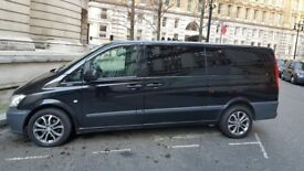 Mercedes Benz Vito TRAVELLINER 9SEATER