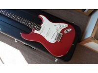 Fender Stratocaster VG 2007 Made in USA (possible swap?!)