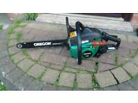 Qualcast petrol 2stroke chainsaw working order