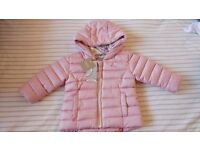 Brand new with tags. Next baby coat 9-12 months