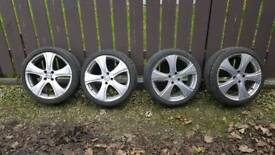 "17"" ispiri alloys"