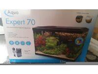 Aqua Expert 70 Fishtank