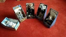 Boxed Agent Maiya limited edition Meerkat toy