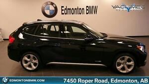 2015 BMW X1 AWD 4dr xDrive35i