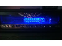 peavey valveking 100 guitar amp with mods
