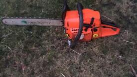 Timber wolf chain saw For Sale