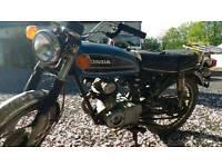 Shed find Honda CB 125