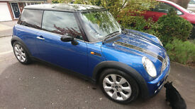 2006 Mini Cooper - Blue, 1.6L, Leather Interior, Low Mileage