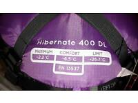 Gelert hibernate 400 sleeping bag