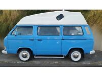 Restored VW T25 with **** POWER STEERING ****