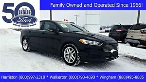 2014 Ford Fusion SE | Incl Winter Tires & Rims | A/C