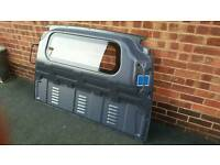 Mercedes Vito Bulk Head