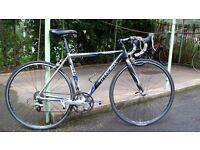 bike . Trek 1000 model . racing bike.