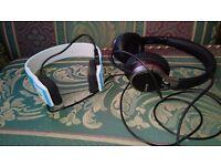 Sony wired headphones Bluetooth headphones an sony