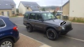 land rover discovery 2 td5 75000miles 12months mot excellent chassis land rover garage mot