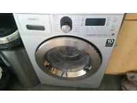 samsung washer and dryer quiet drive