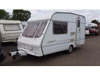 CARAVAN SWIFT LYNMERE 2 BERTH 1998