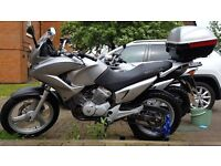 HONDA VAREDERO XL 125 EXCELLENT CONDITION - VERY LOW MILEAGE