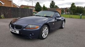 Bmw Z4 2.2i Roadster Convertible